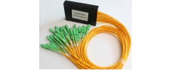1xN or 2xN PLC Splitters